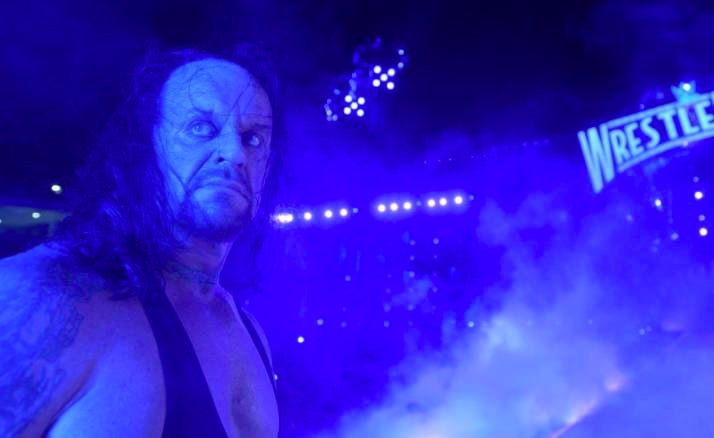 The Undertaker Caught Boarding a Plane to SummerSlam?