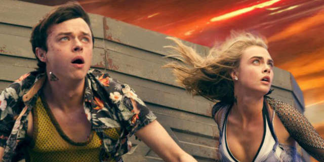 valerian city of a thousand planets most expensive film france