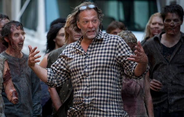 'The Walking Dead' Effects Guru Greg Nicotero Details His New Anthology Series