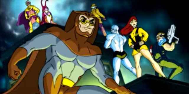 Watchmen DC Animated Movie Rated-R