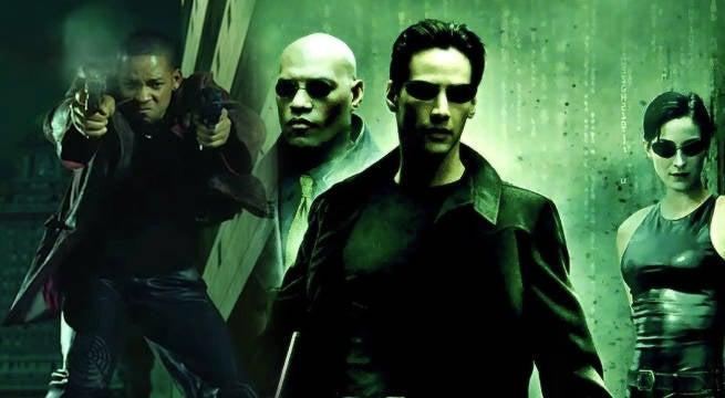 Fan Sticks Will Smith Into The Matrix Trailer