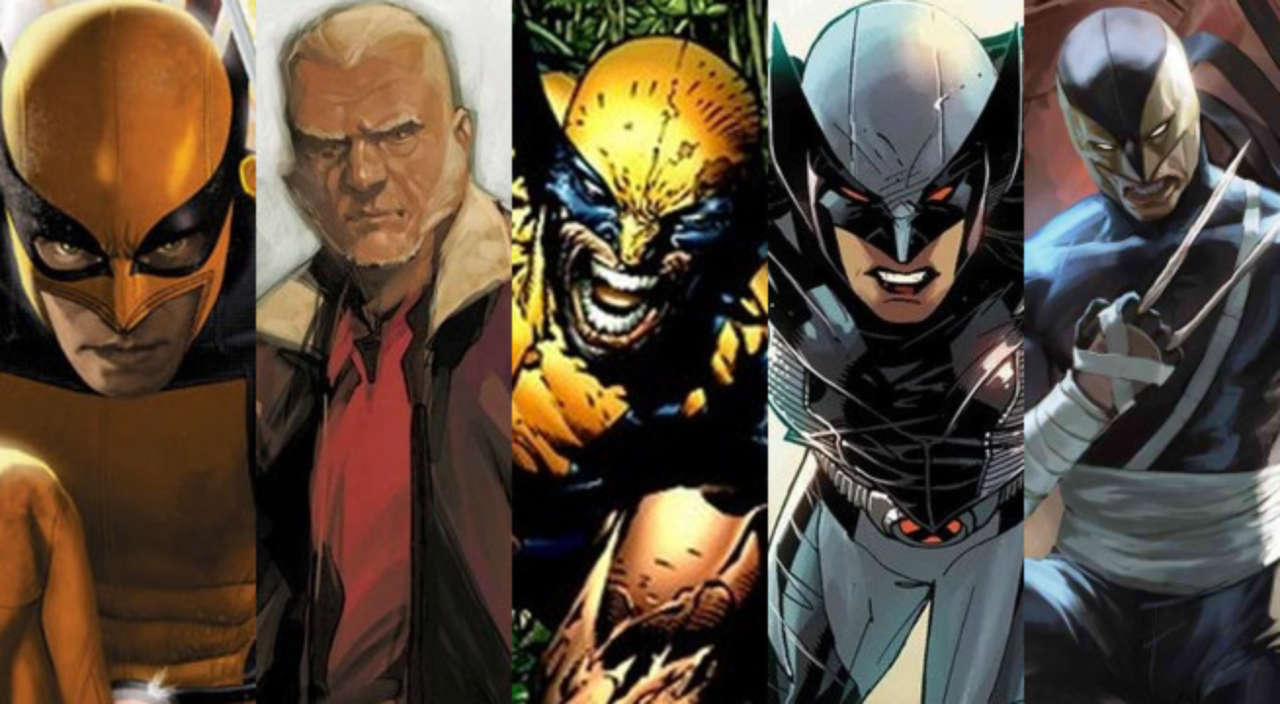 Every wolverine in the marvel universe ranked voltagebd Images