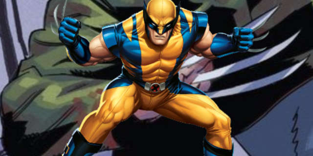 Wolverine X-Men Blue