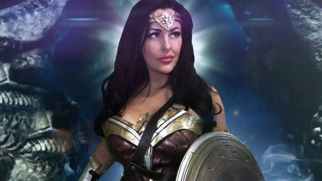 Fan Cosplay Friday: The Mighty Wonder Woman By Jaze Cosplay Studios