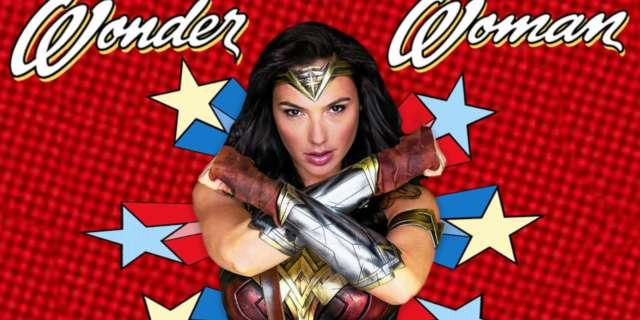 Wonder Woman Gets the 70's TV Treatment screen capture