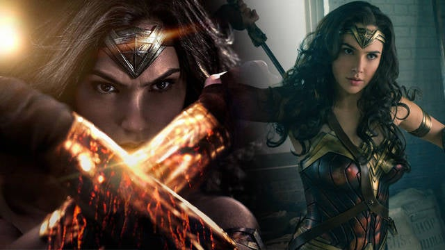 Wonder Woman: See What 1 Month Of Post Production Can Do