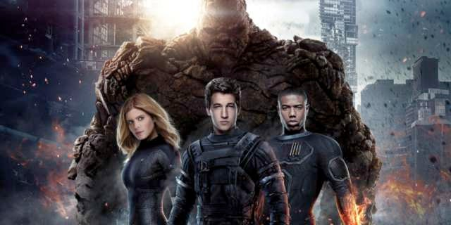 Worst Movie Remakes - Fantastic Four