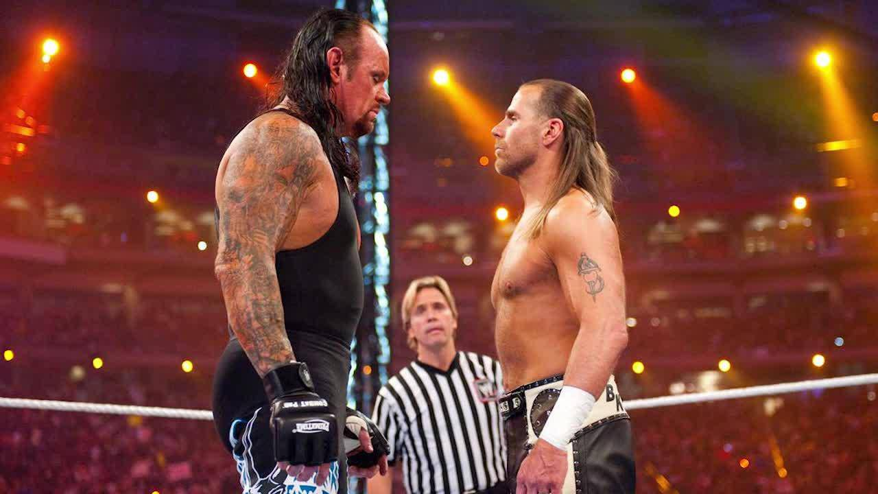 WWE: Remembering the Undertaker's Historic Career screen capture