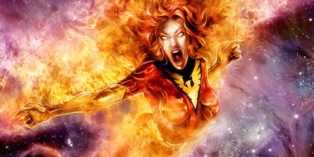 X-Men Cosmic Phoenix