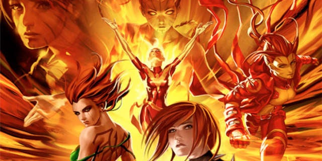 X-Men Phoenix Rachel Summers 4