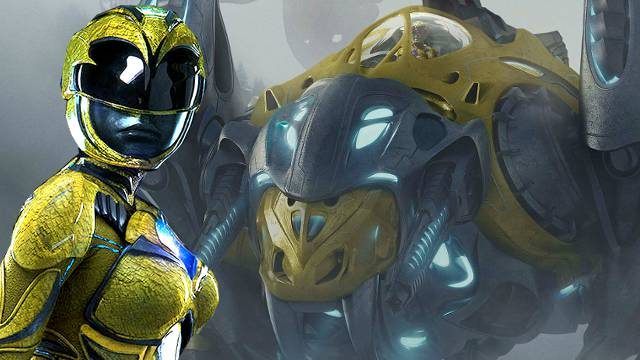Power Rangers: Alternate Designs For Saber-Toothed Tiger Zord