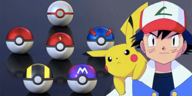 You Can Buy Actual PokeBalls From Bandai Now