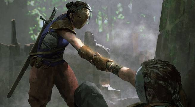'Absolver' (ALL) Shows Off Combat, Gets PS4 And PC Date - Trailer