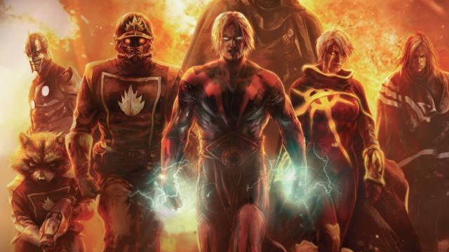 Adam Warlock Guardian of the Galaxy