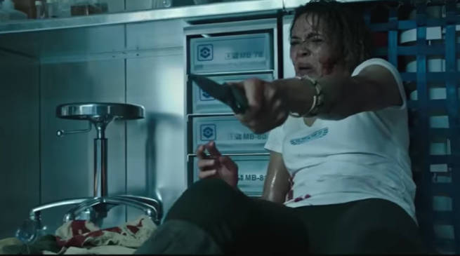 Alien: Covenant 'Let Me Out' Clip Teases Gory Horror