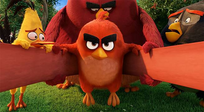 The Angry Birds Movie 2 Coming In 2019