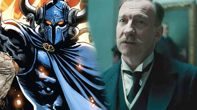 ares wonder woman david thewlis