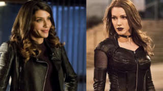 Arrow Black Canary vs Black Siren Season 6