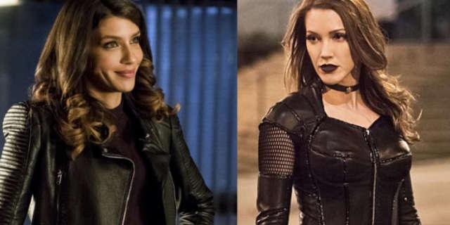 Arrow Black Canary vs Black Siren Season 6