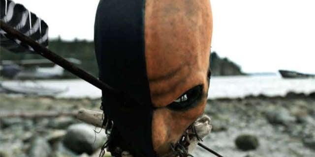 Arrow-Deathstroke-Mask