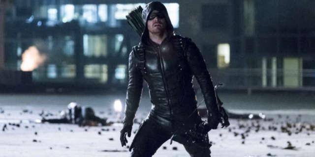 Arrow Season 6 Vigilante