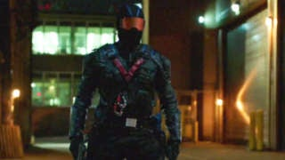Arrow Season 6 Vigilante