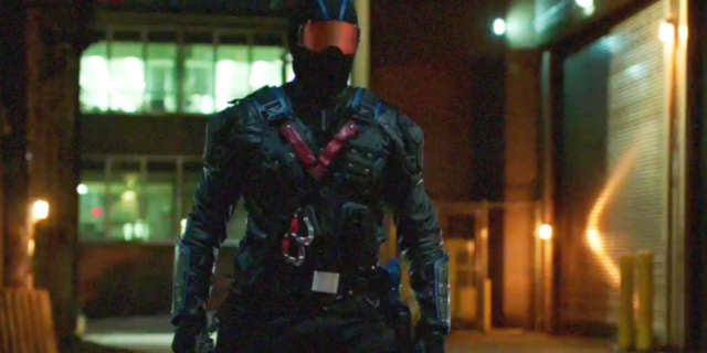 Arrow Whatever Happened To Vigilante