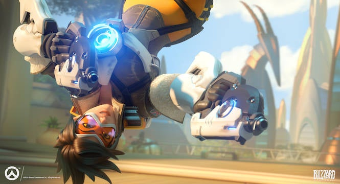 Overwatch gets art book and comics anthology, due in October
