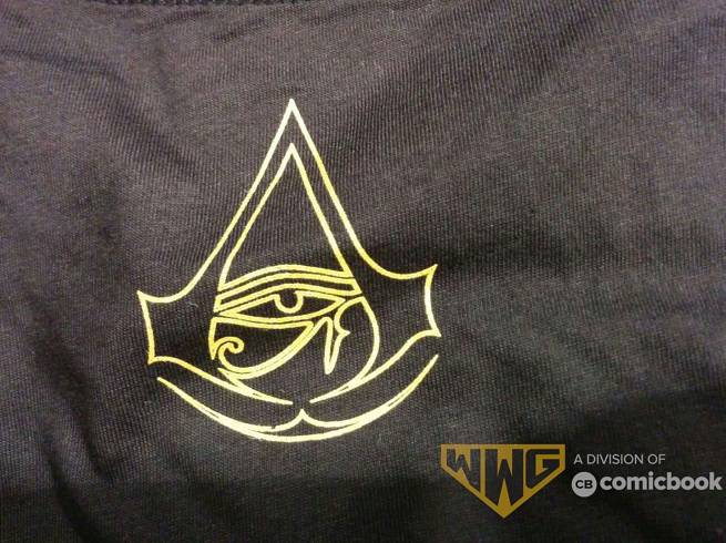 Assassin's Creed Origins Protagonist Leaked via GameStop T-Shirt