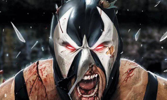 Bane - Angry