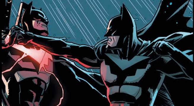 Injustice 2 comic reveals new batman offspring new characters voltagebd Image collections