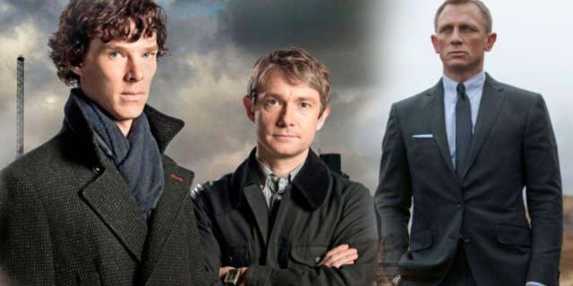 Bond 25 Sherlock Director
