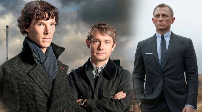 Bond 25 Eyeing Sherlock Director