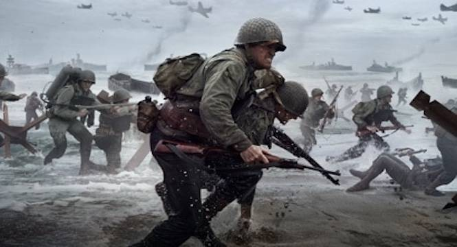 Call of Duty: WW2 won't bring back unlimited sprint