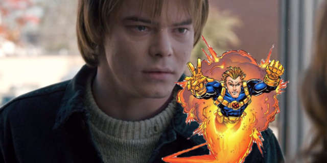 Charlie Heaton New Mutants