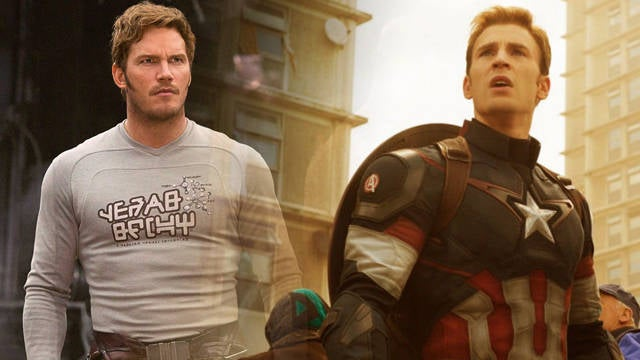 Chris Pratt Is Down To Marry Chris Evans If Need Be