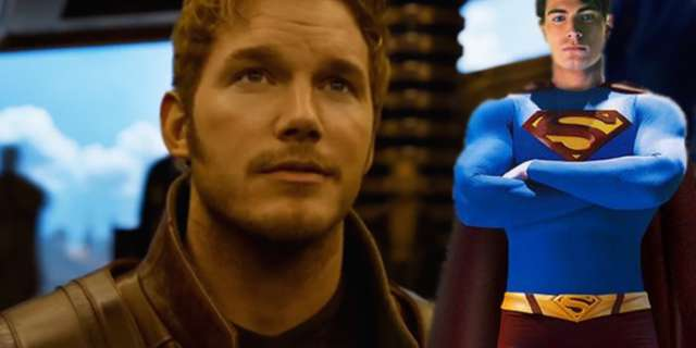 chris pratt superman returns