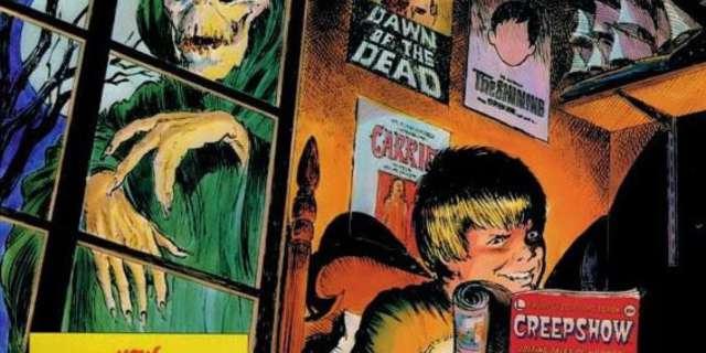 creepshow graphic novel