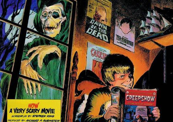 'Creepshow' Graphic Novel Reprint Available May 9