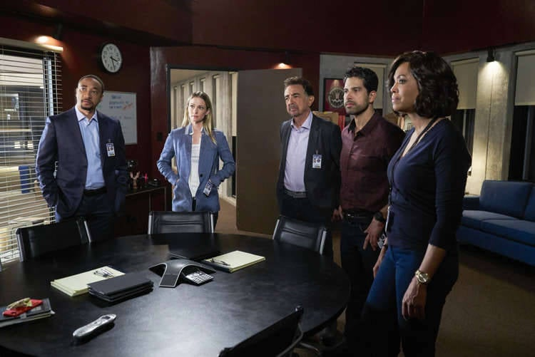 Damon Gupton Leaving 'Criminal Minds' After One Season