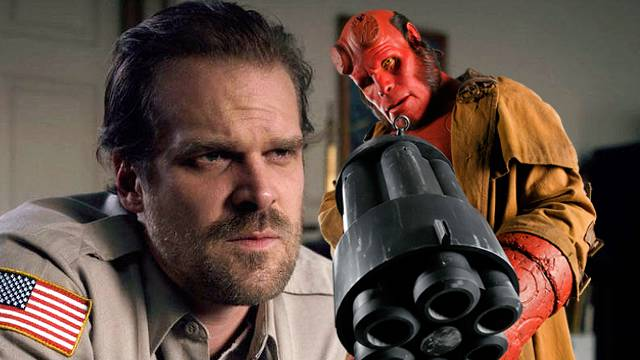 Hellboy Reboot Star Says Film Will Be More Of A Character Piece