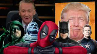 dc-marvel-trump-billmaher