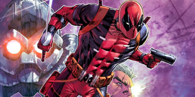 Deadpool Badder Blood