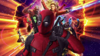 Deadpool Guardians of the Galaxy