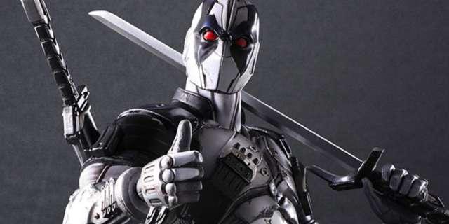 Deadpool X-Force Play Arts