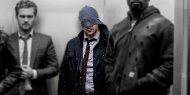 defenders charlie cox daredevil series grounded and mythical