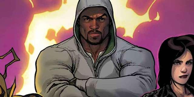 Defenders Luke Cage Diamondback