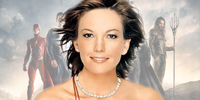 Diane Lane Justice League