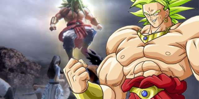 dragon ball god broly