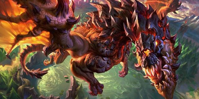 Dragon OriginalSkin (1)